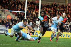 Rugby Union: Marland will have to put in hard Yarde-s to make England cut