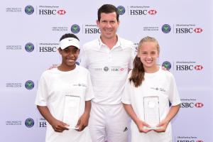 Tennis: Tooting youngster wins national title at Wimbledon