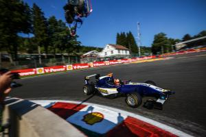 Motorsport: Gilbert downbeat after disappointment in Spa