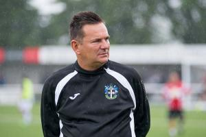 Football: Doswell's up to his card limit at Sutton United