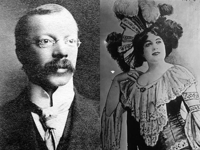 Dr Crippen was hanged for the murder of his wife