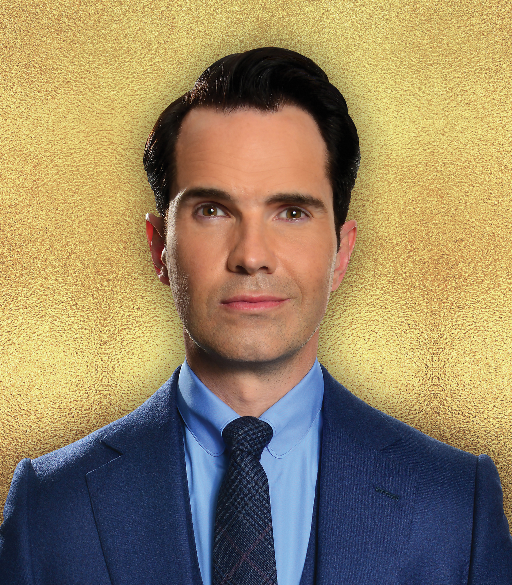Jimmy Carr plays Croydon's Fairfield Halls on July 9