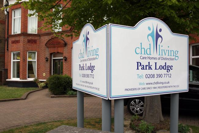 Care at the Park Road home, owned by CHD Living, costs up to £800 a week.