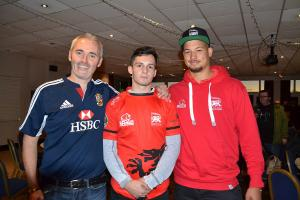 London Welsh: Former exile James knows where is Welsh roots are