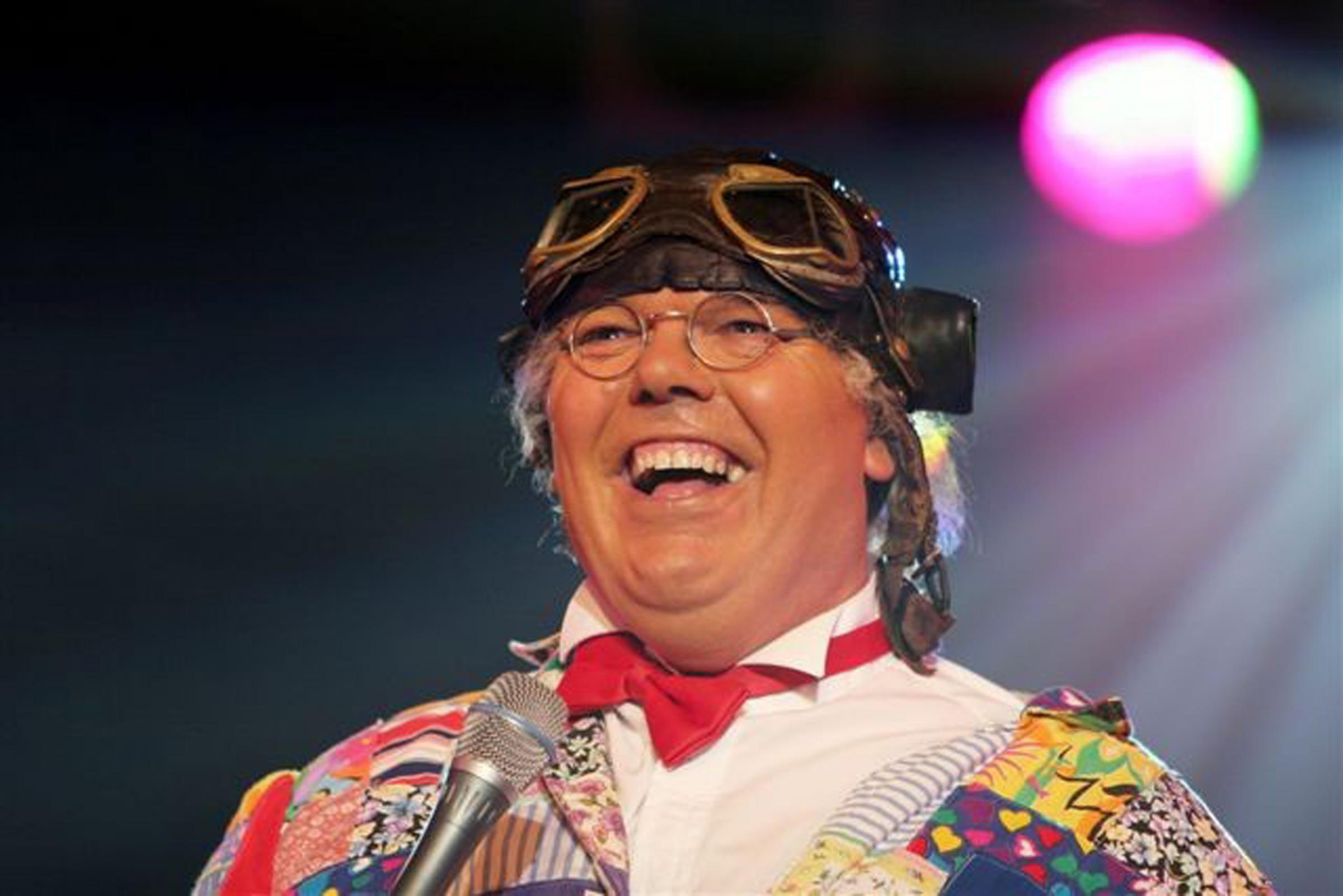 Roy 'Chubby' Brown is plays Dartford, Wimbledon and Epsom in his new tour