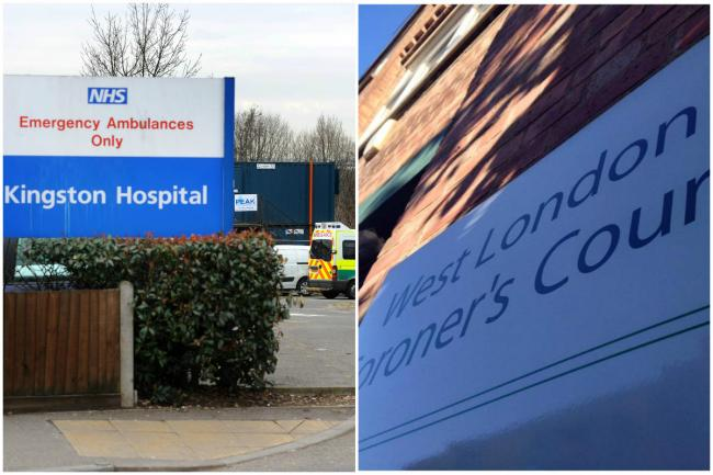 Kingston Hospital admitted not considering a test result at the inquest into the death of Surbiton resident Pamela Bevans