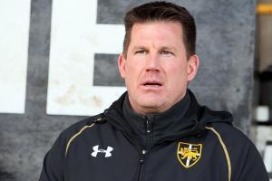 Rugby Union: Title race is out of Esher's hands, but we'll keep trying, says boss Schmid