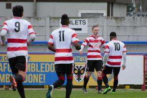 Kingstonian: George Wells could be in for extended spell on dead ball duties at Ks