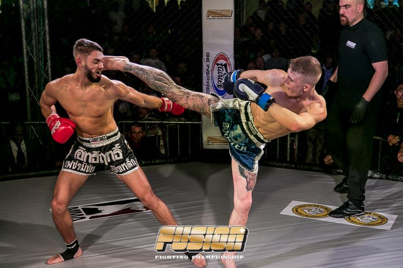 Cage fighting picture 40