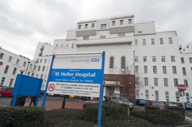 Epsom and St Helier University Hospitals NHS Trust is set to end the financial year more than £28million in debt