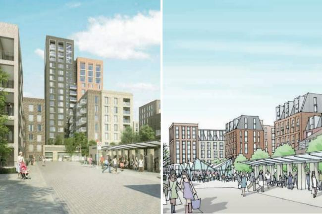 Outline plans for 705 homes in Tolworth rejected