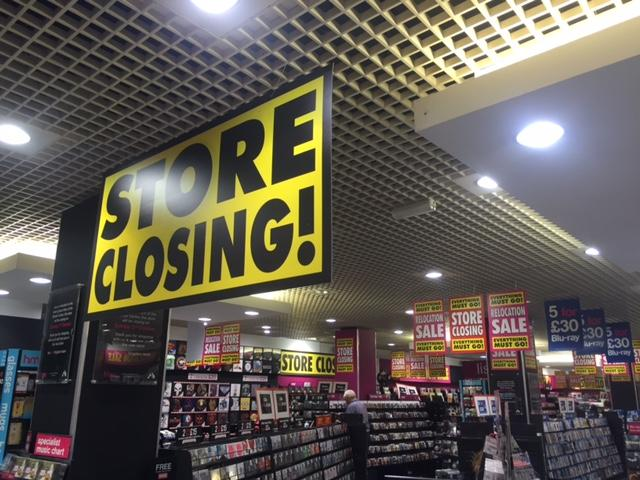 Four Major Kingston Stores Closed Down Or Announced Closure Last Month Surrey Comet