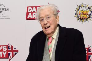 Dad's Army creator Jimmy Perry dies aged 93