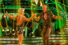 Judge Rinder's fancy footwork wins him fans on Strictly