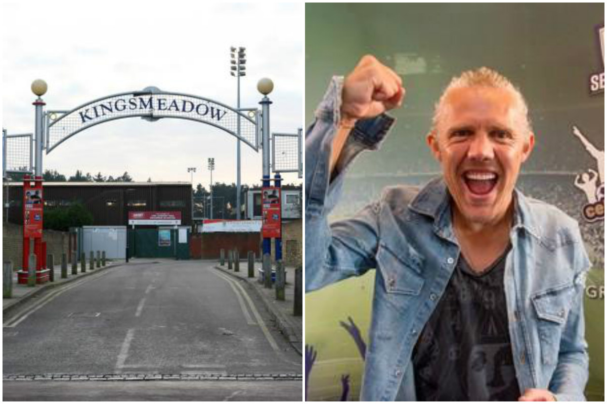 Jimmy Bullard manages Leatherhead