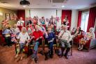 Kingston care home hits the right note with Vera Lynn sing-along