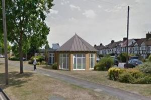 Tudor Drive Library is to be improved