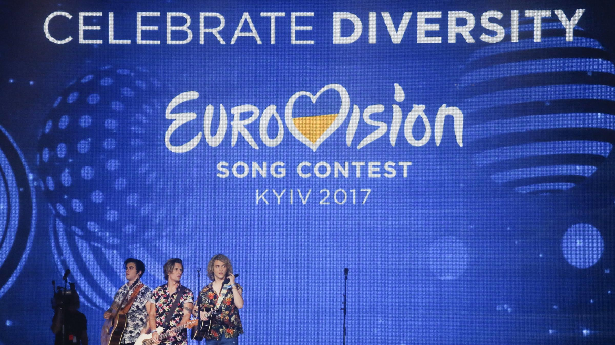 Everything you need to know about the Eurovision Song Contest 2017