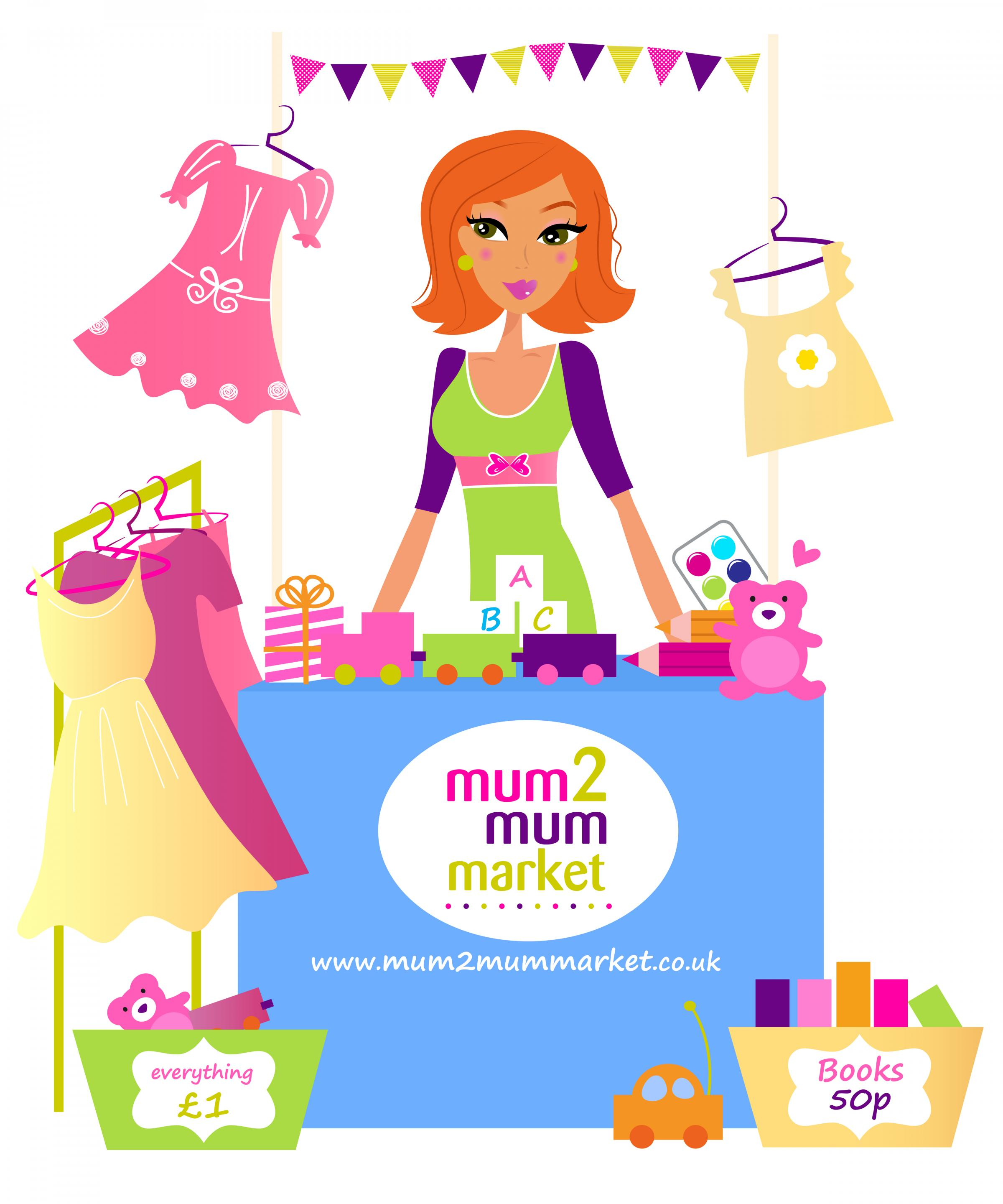STREATHAM mum2mum market NEARLY NEW SALE