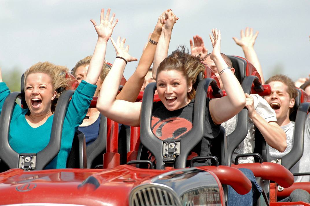 Thorpe Park offers discounts to encourage young people to vote