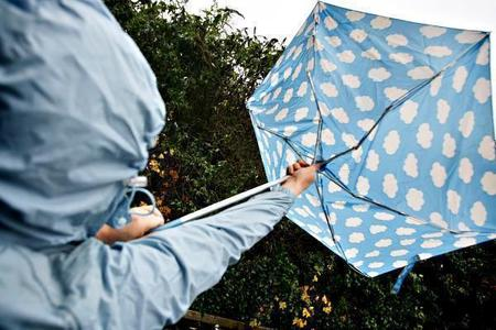 Strong winds and stormy weather set to batter the capital