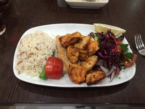 Surrey Comet: TAS Turkish Restaurant