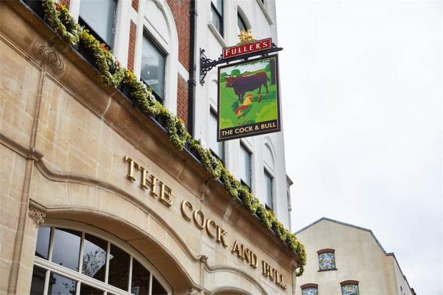 Surrey Comet: The Cock & Bull