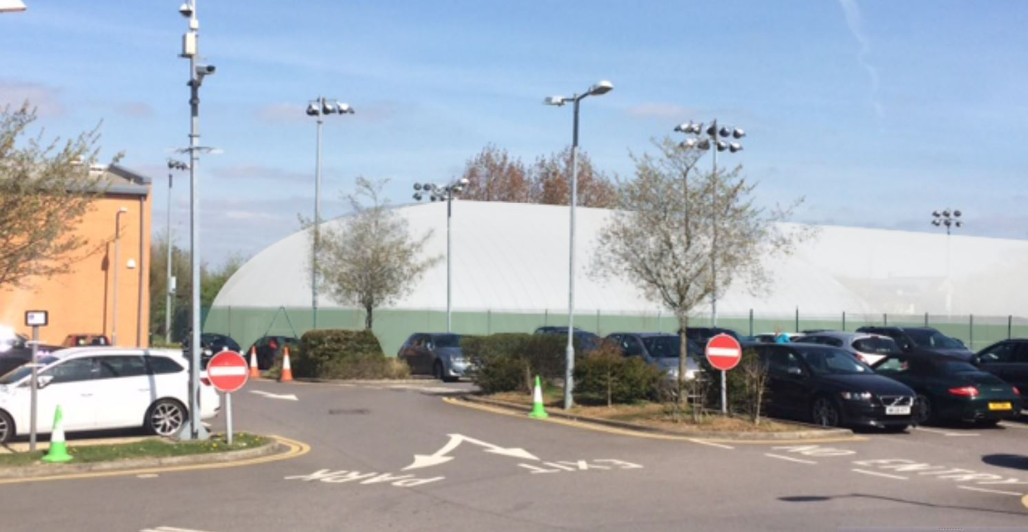 David Lloyd Epsom >> David Lloyd In Epsom Proposes To Build A Four Court Indoor