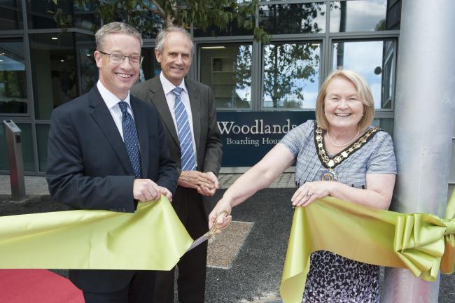 State-of-the-art new boarding house officially opened at ACS Cobham