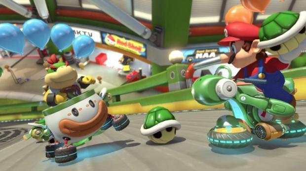 Surrey Comet: MarioKart 8 Deluxe for Nintendo Switch
