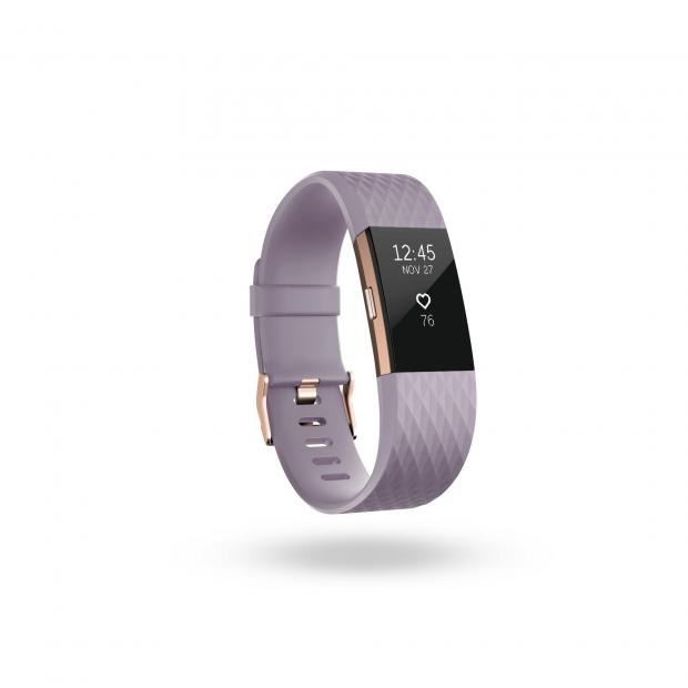 Surrey Comet: Fitbit Charge 2 Rose Gold