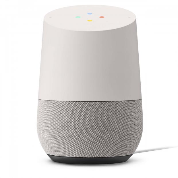 Surrey Comet: Google Home Assistant