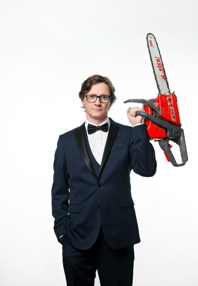 Comedian Ed Byrne tours UK with new show Spoiler Alert
