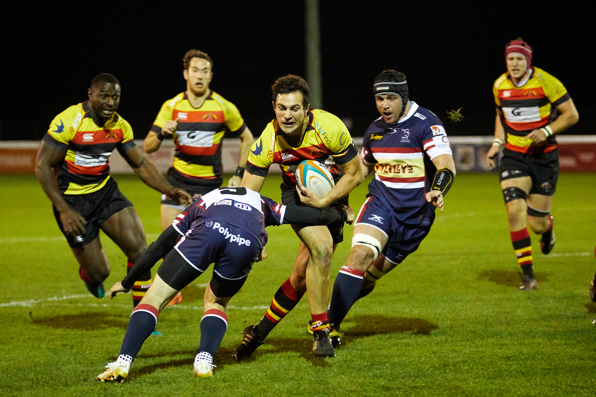 Richmond RFC focus on TV clash after loss to Cornish Pirates