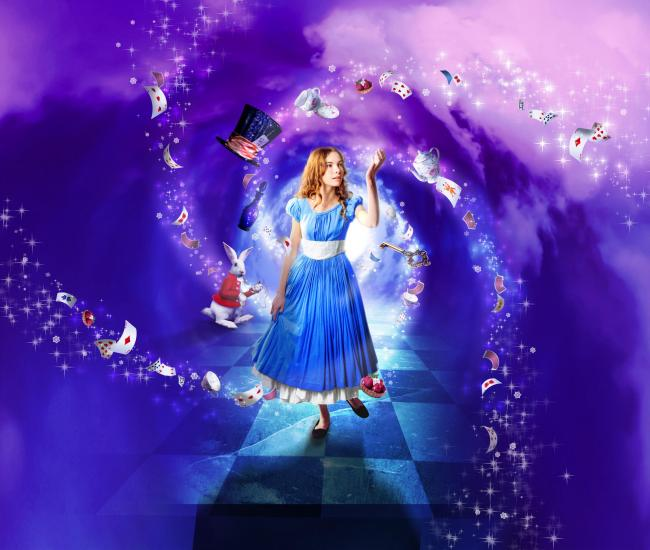 Alice in Winterland starts at the Rose Theatre in Kingston