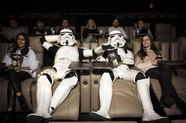 See why audiences have panned Star Wars  The Last Jedi after rave ... b747e85f1