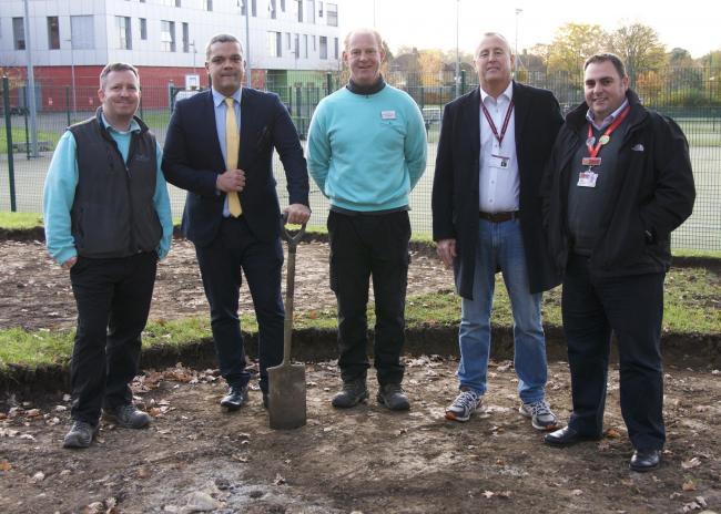 Sensory Garden Project For Chessington Pupils Moves Forward Surrey Comet