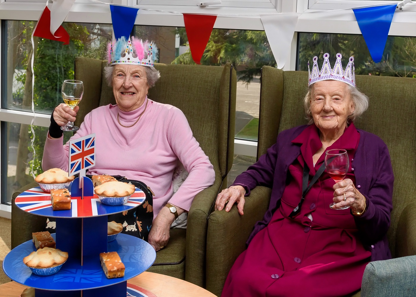 Join Richmond care home for a royal celebration this Care Home Open Day