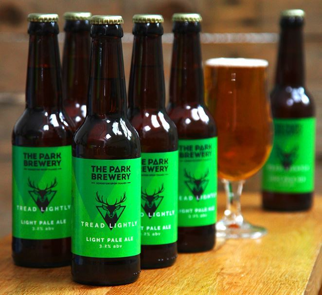 Introducing the 'delicate' Tread Lightly by The Park Brewery