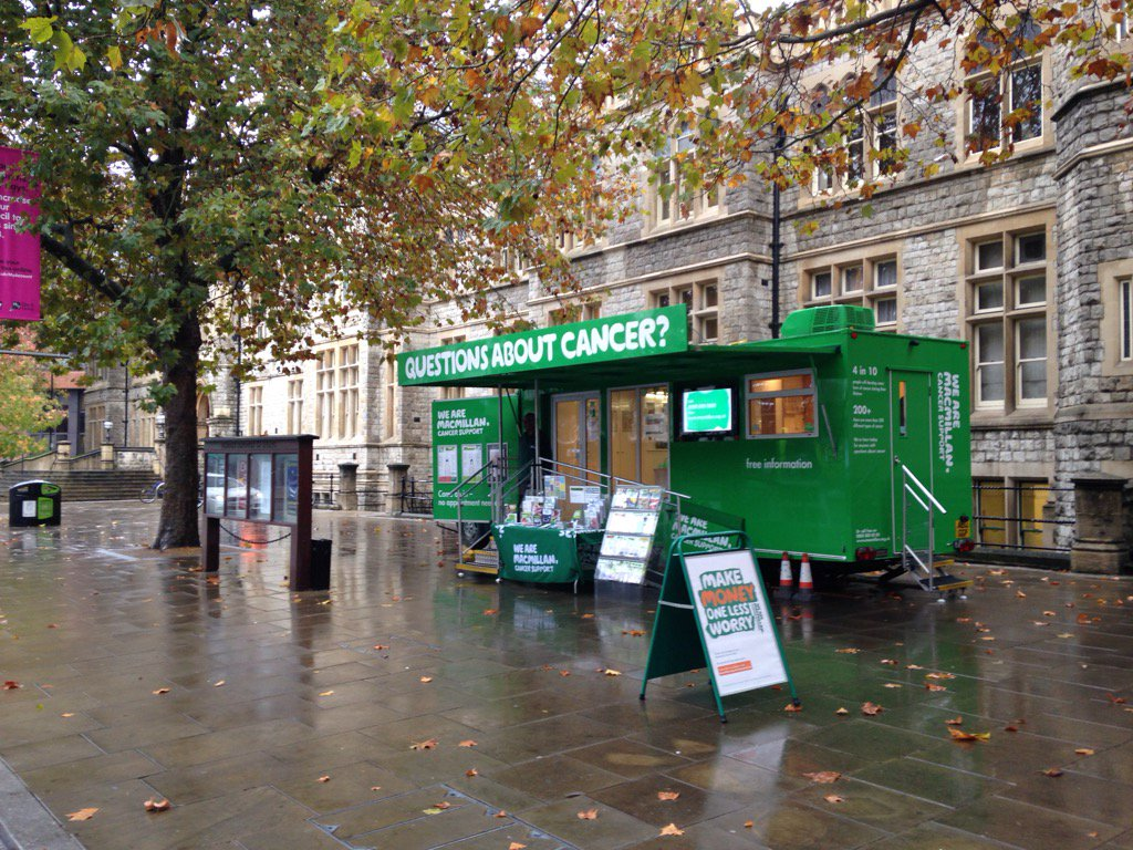 Macmillan Cancer Support Information Service in Wimbledon