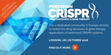 Precision CRISPR: Drug Discovery and Gene Therapy London 2018