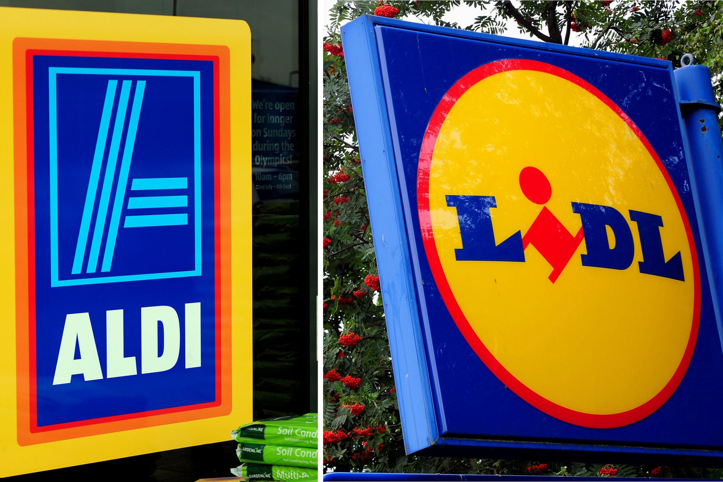 Aldi and Lidl stores to close early when England reach World Cup final