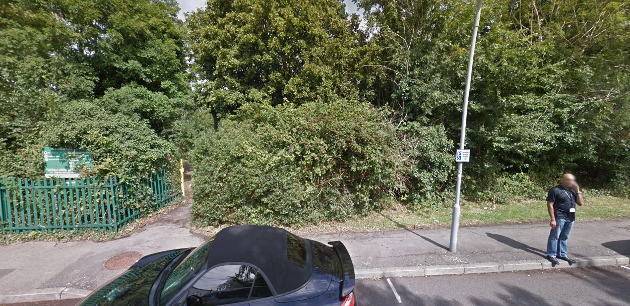 Fishponds park | Google Maps Street View