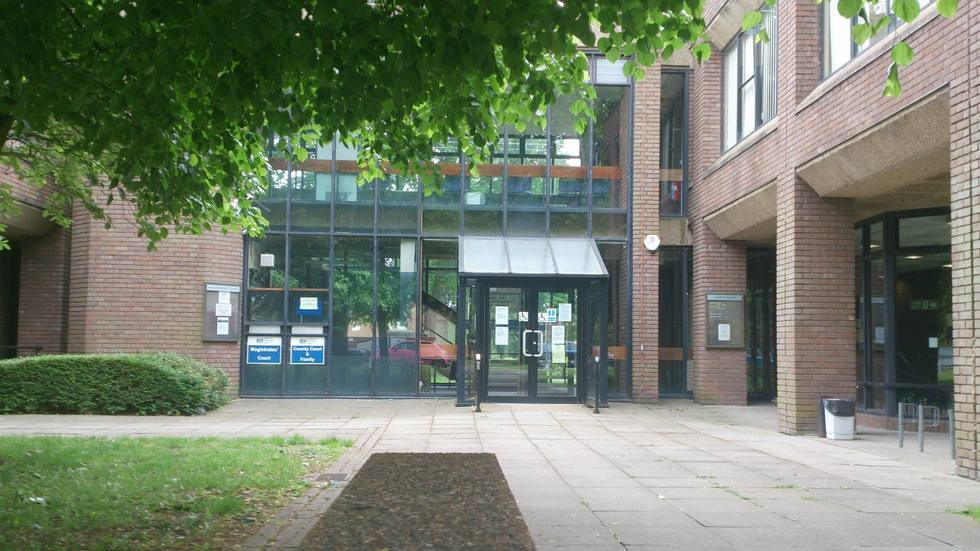 Staines Magistrates' Court