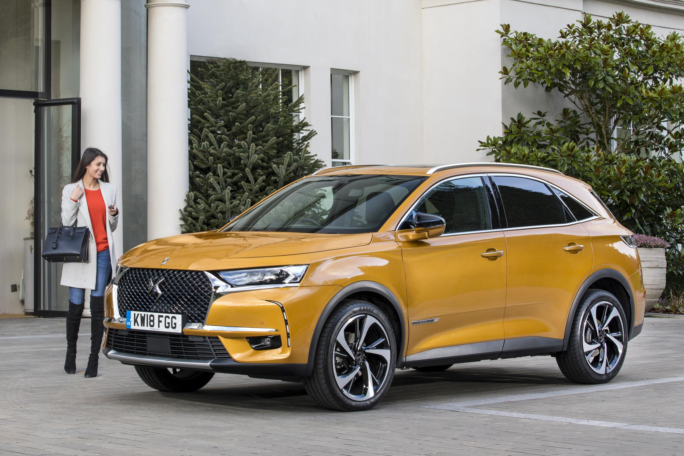Road test of the DS 7 Crossback Ultra Prestige BlueHDI 180