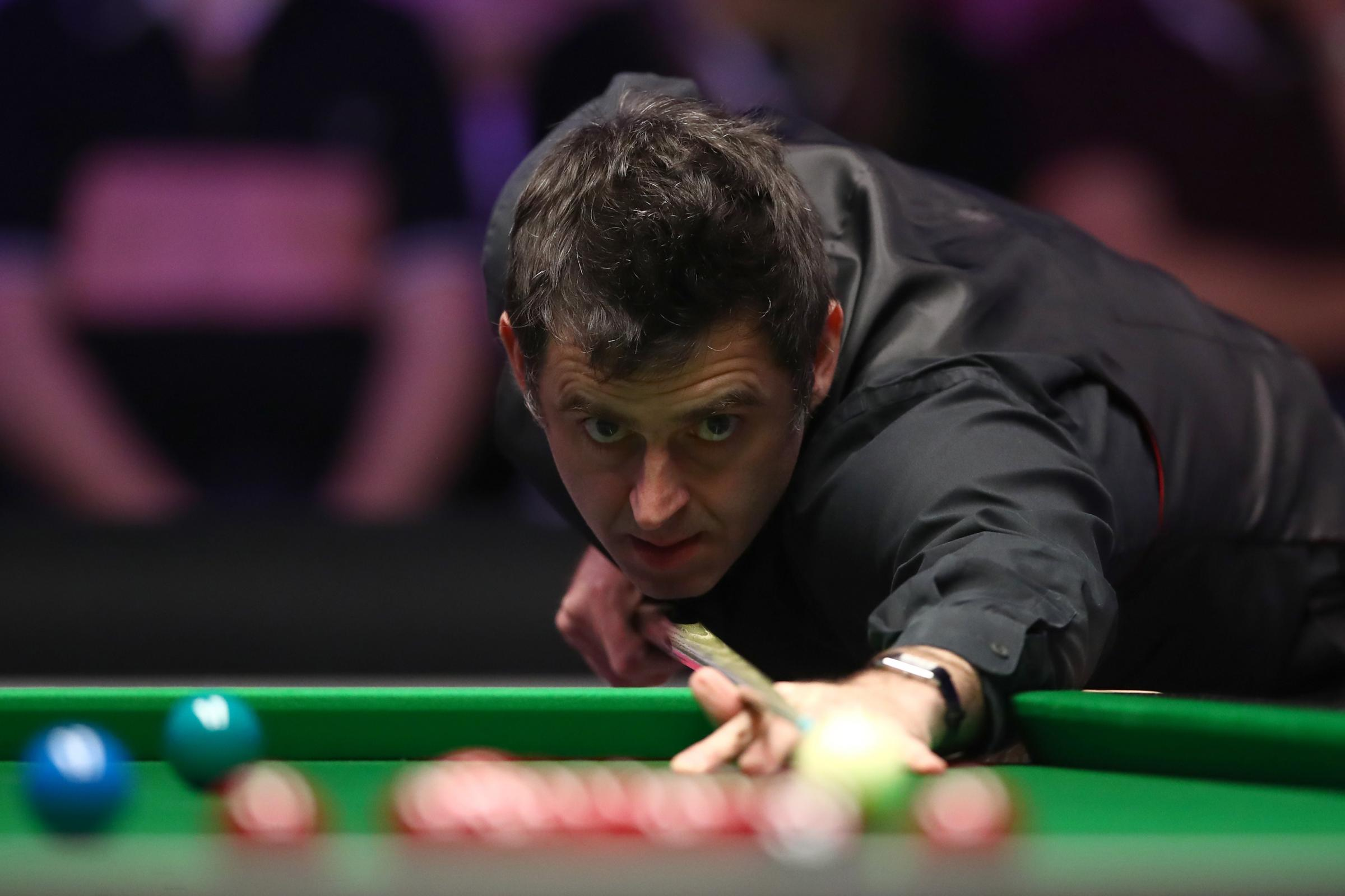 Five Ronnie O'Sullivan snooker controversies | Surrey Comet