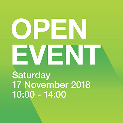 East Surrey College Open Event