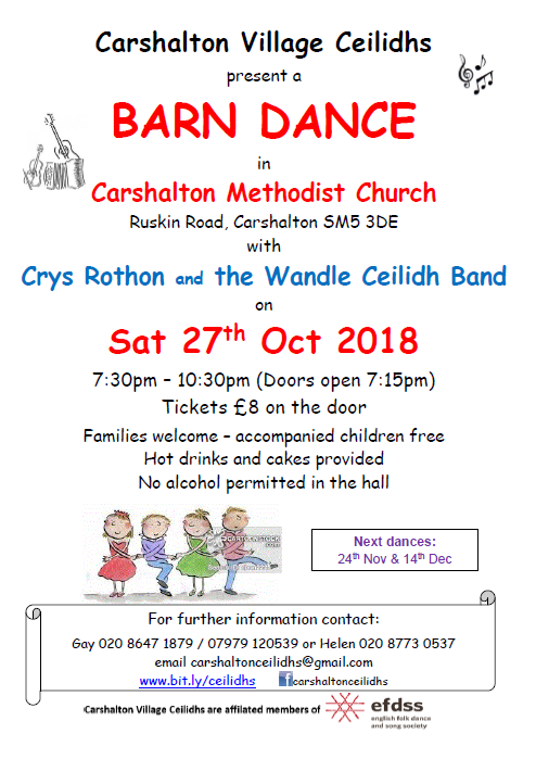 Carshalton Village Ceilidh
