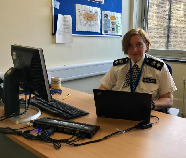 Response times for Kingston will improve, says police chief