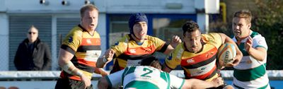 Ealing were too good for Richmond